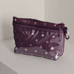 Thirty one clip pouch